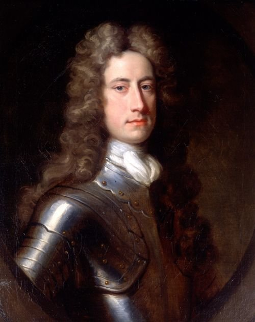 portrait of william stanhope 1st earl of harrington c1725 by jonathan richardson