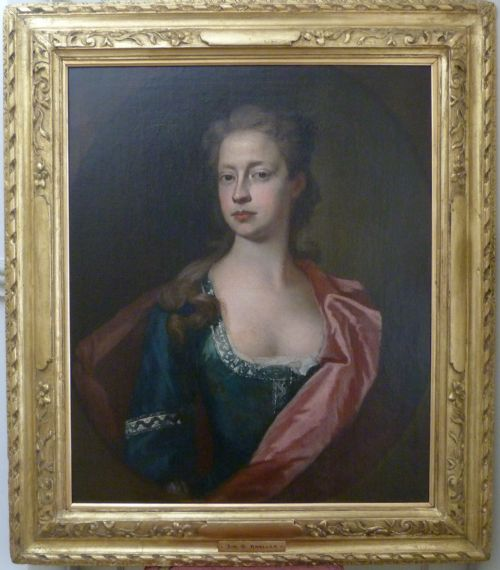 portrait of a lady c1710 attributed to michael dahl