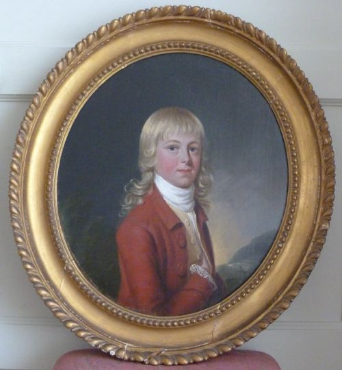 portrait of radcliffe pearle todd c1780 circle of john francis rigaud