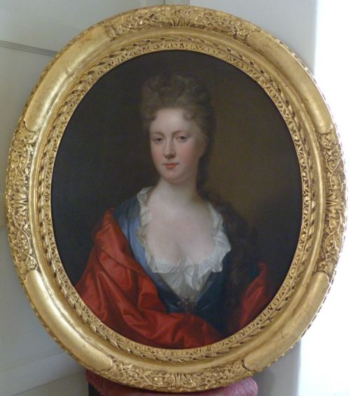 portrait of a lady c1695 by thomas murray