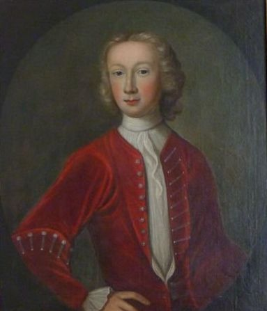 portrait of charles douglas c1725 scottish school