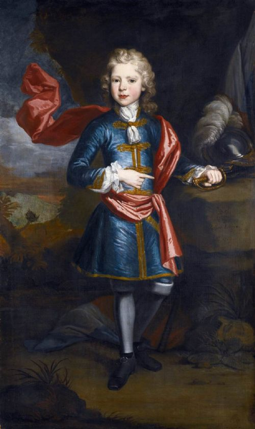 portrait of guilford killigrew 1709 by john closterman
