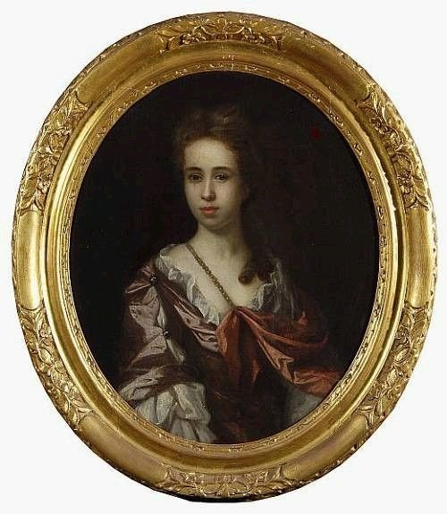 soldportrait of lady shepherd c 1675 follower of lely